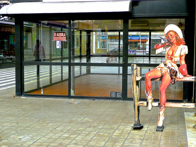 GC11-Cowgirl for rent