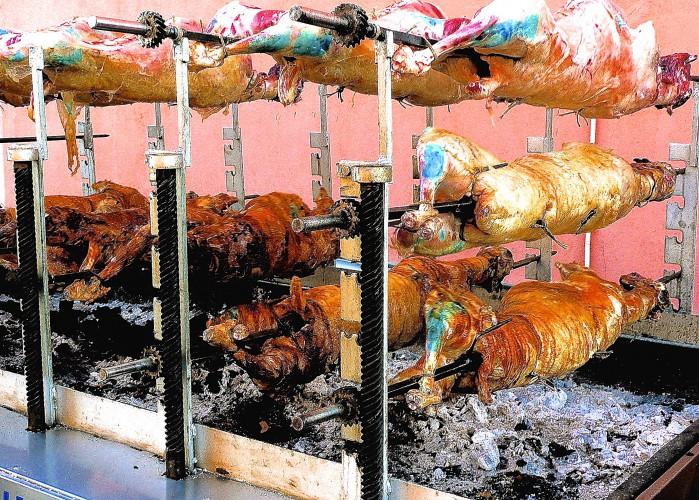 Korfu 10 The Roast